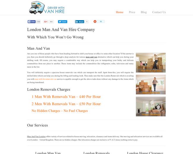 Bromley Man And Van Hire Company