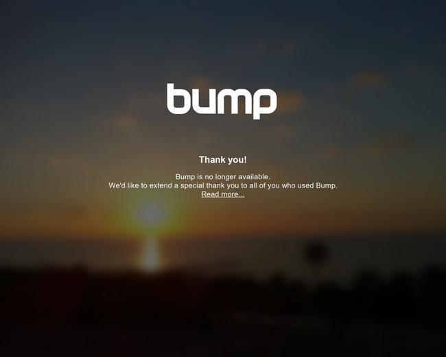 Bump Technologies