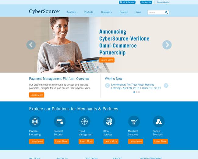 Cybersource