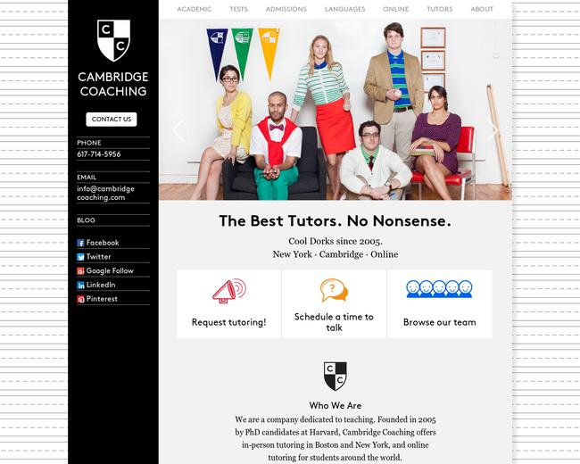 Cambridge Coaching