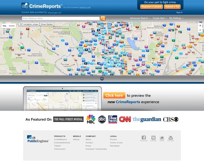 CrimeReports