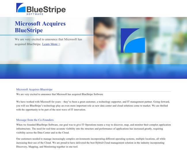 BlueStripe Software