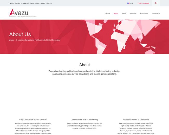 Avazu Europe