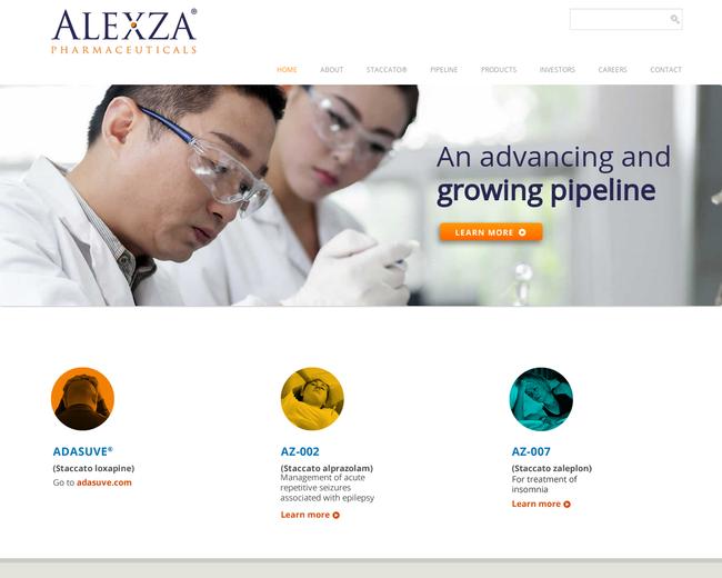 Alexza Pharmaceuticals