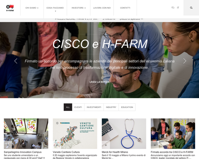 H-FARM Ventures