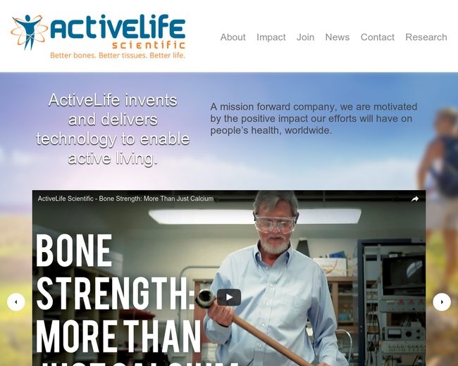 Active Life Scientific