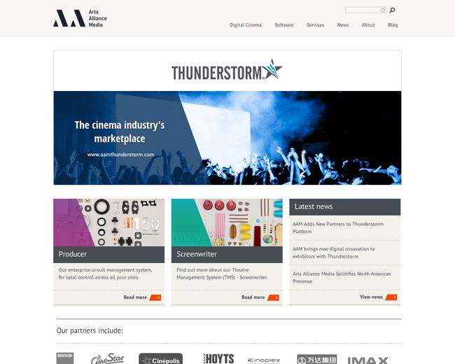 Arts Alliance Media