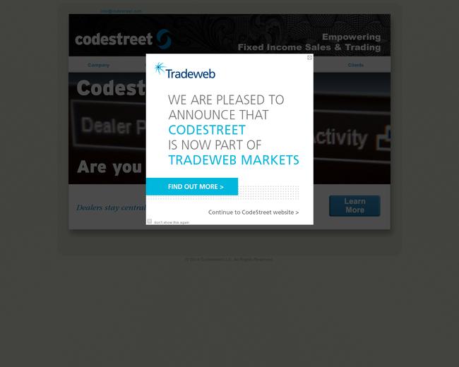 CodeStreet