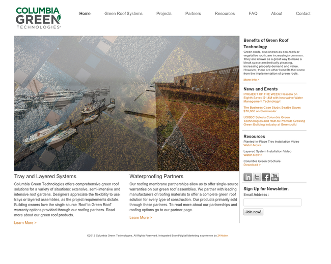 Columbia Green Technologies