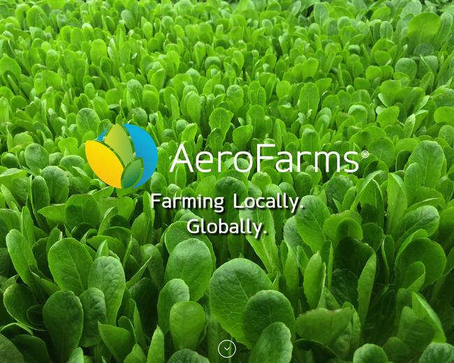 AeroFarms Systems