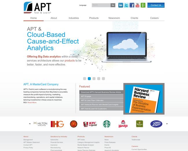 Applied Predictive Technologies