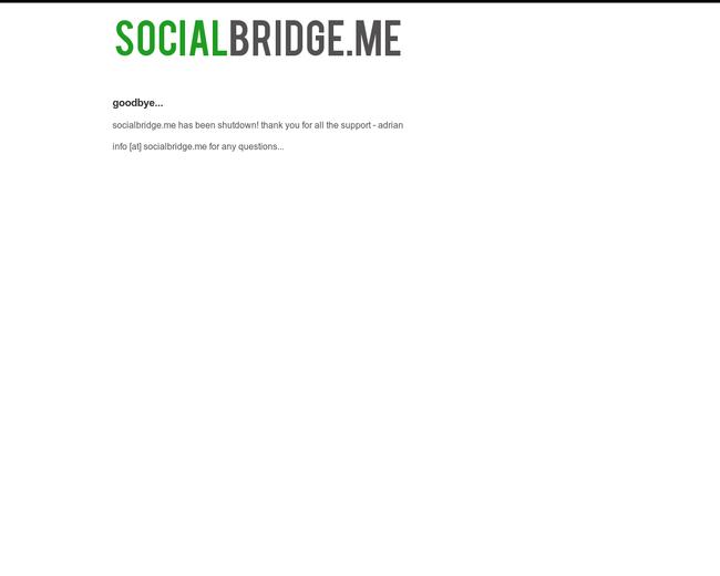 Socialbridge.me