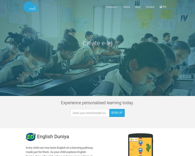 Zaya Learning Labs