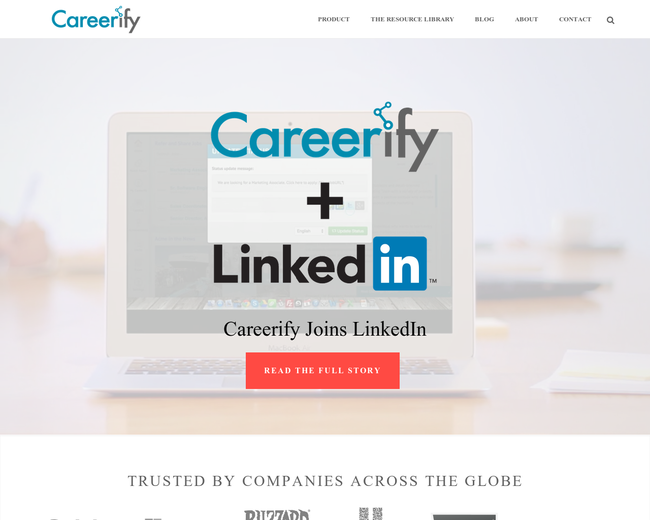 Careerify (acquired by LinkedIn)