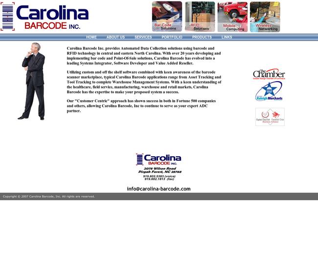 Carolina Barcode