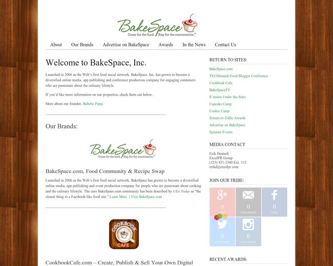 BakeSpace