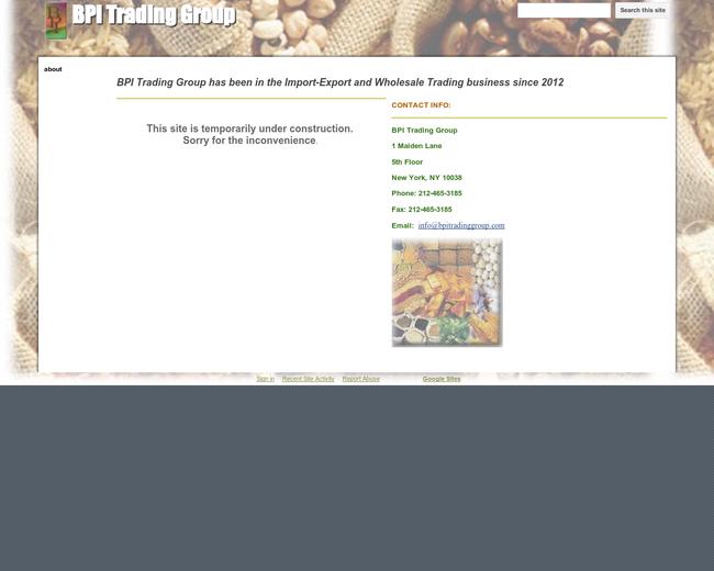 BPI Trading Group