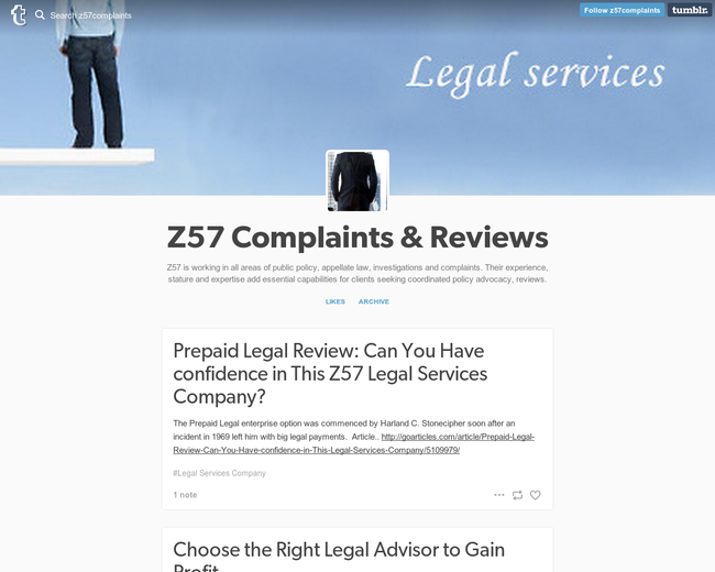 Z57 Complaints and Reviews