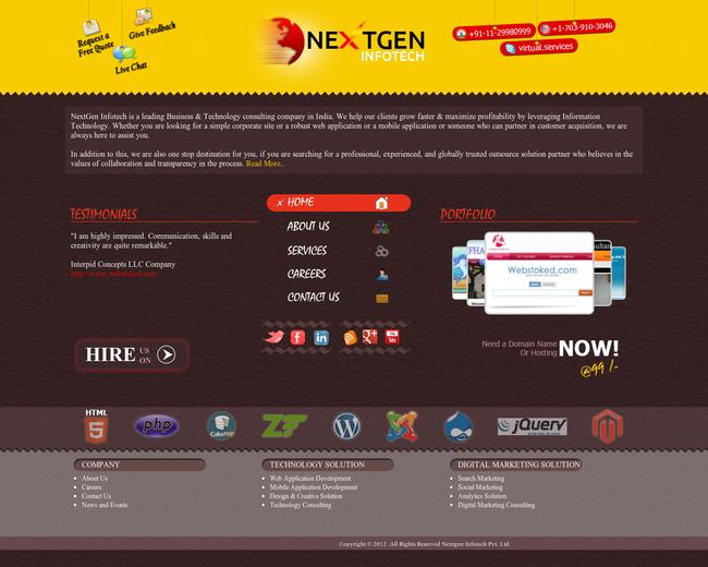NextGen Infotech