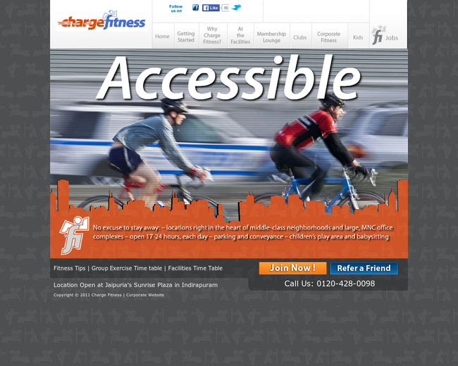 Charge Fitness Ventures Private