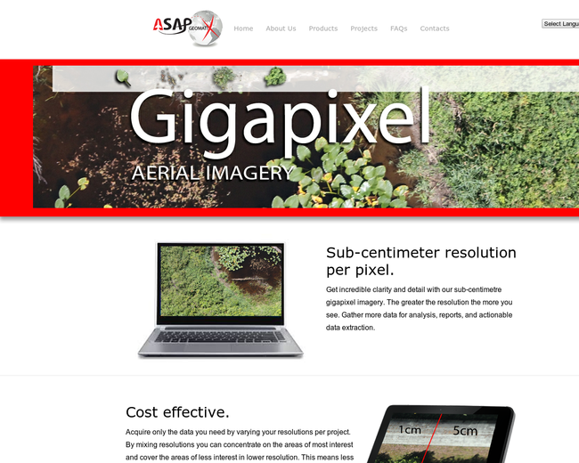 ASAP GeomatiX