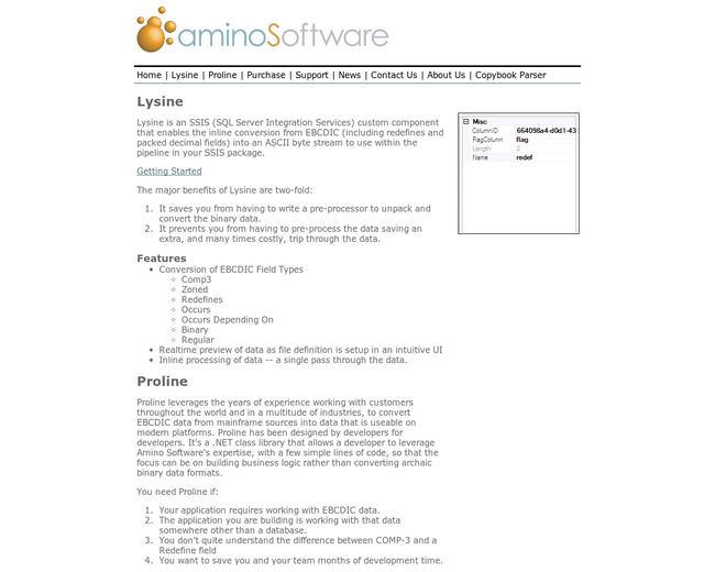 AminoSoftware