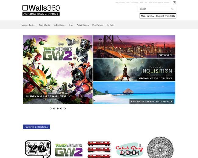 Walls360