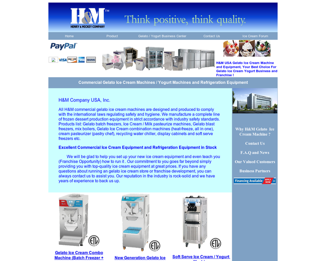 H&M Company USA