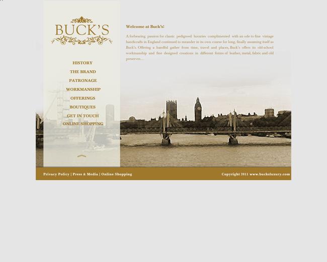 Buck's Luxury