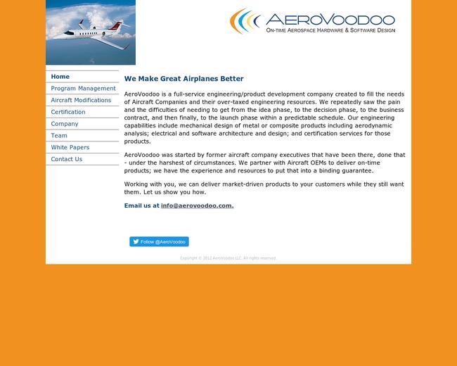 AeroVoodoo