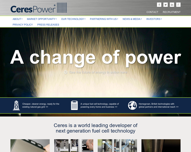 Ceres Power