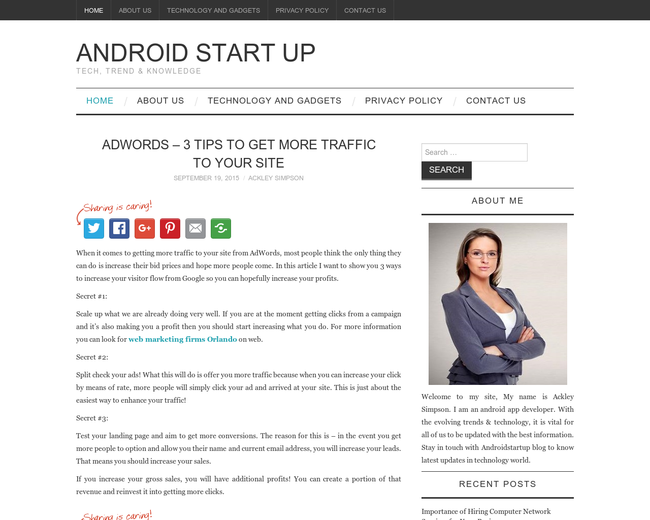 AndroidStartup