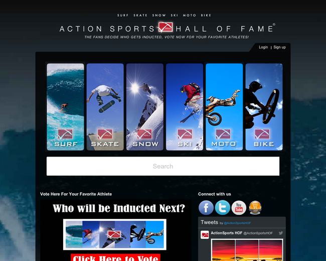 Action Sports Hall of Fame