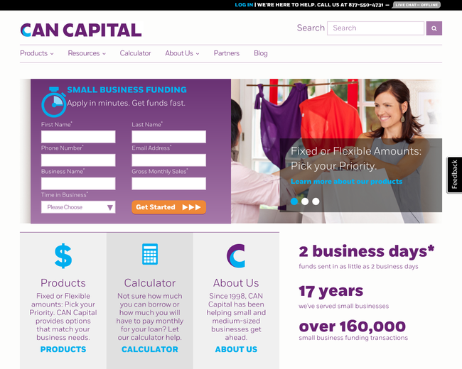 Capital Access Network