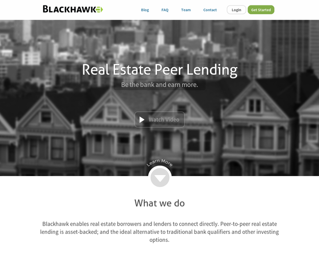 Blackhawk Investments