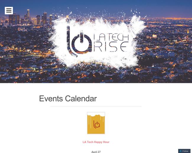 LA Tech Rise