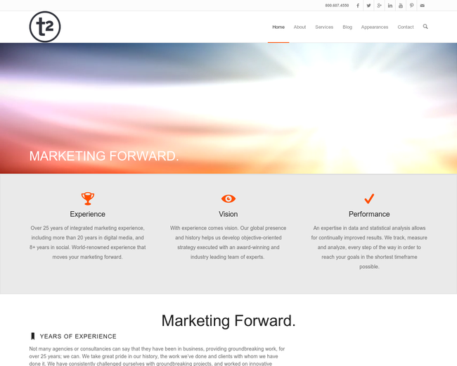 t2 Marketing International