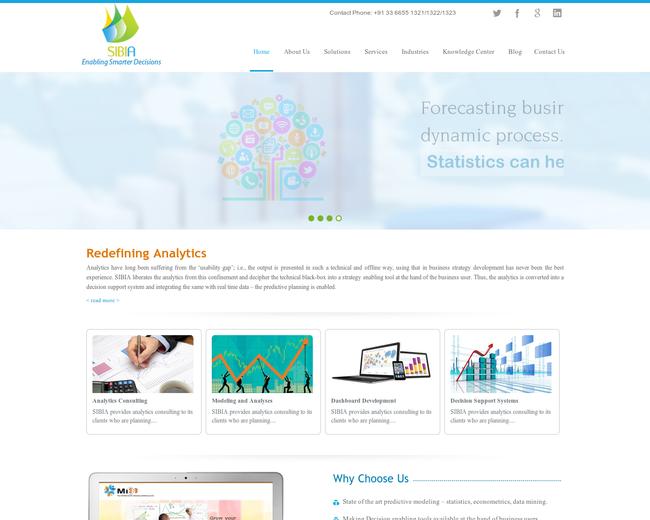 SIBIA Analytics