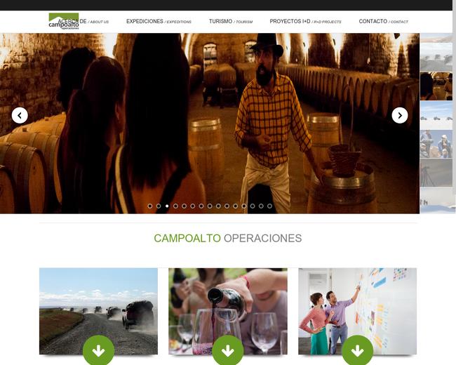 Campoalto Operaciones Spa