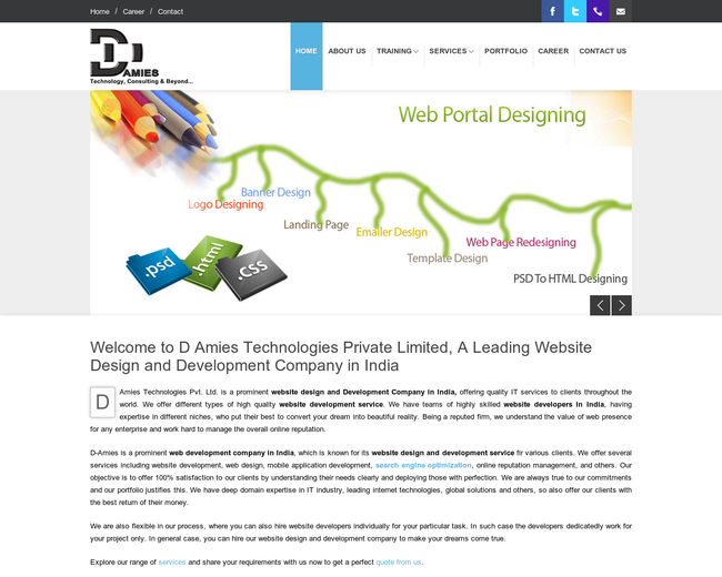 D Amies Technologies