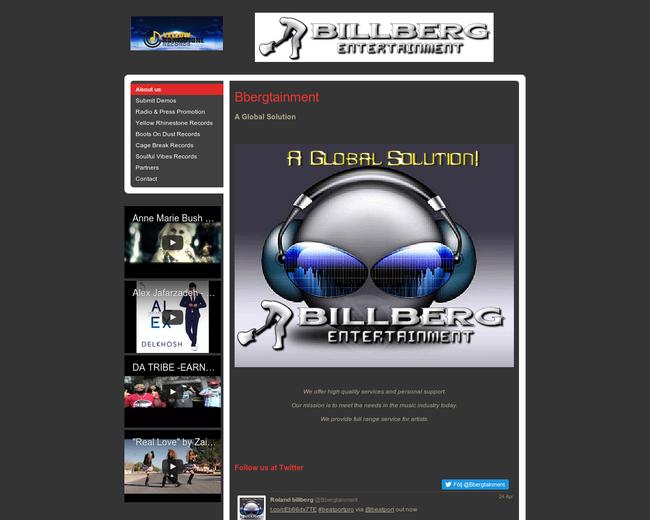 Billberg Entertainment