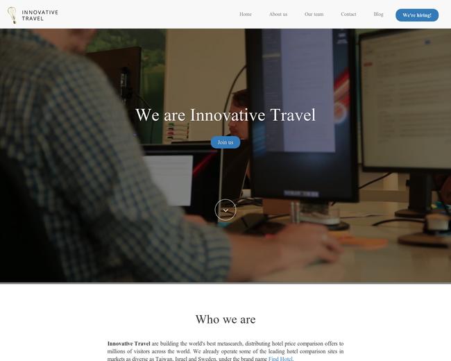 Innovative Travel