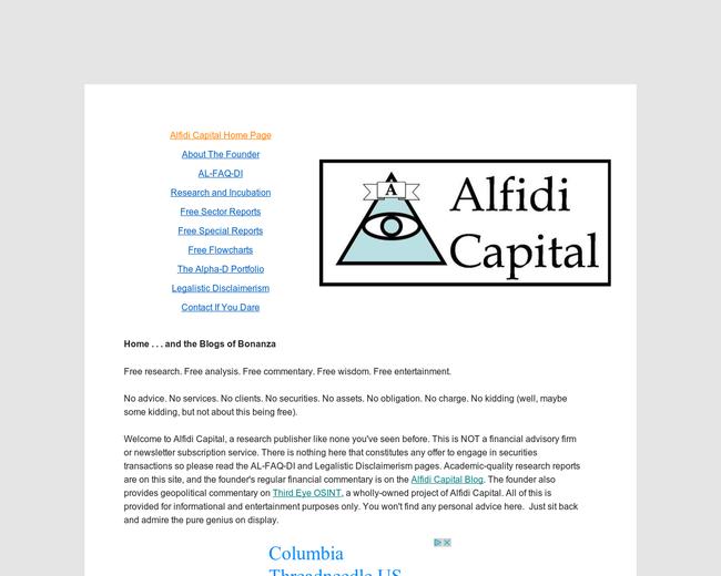 Alfidi Capital