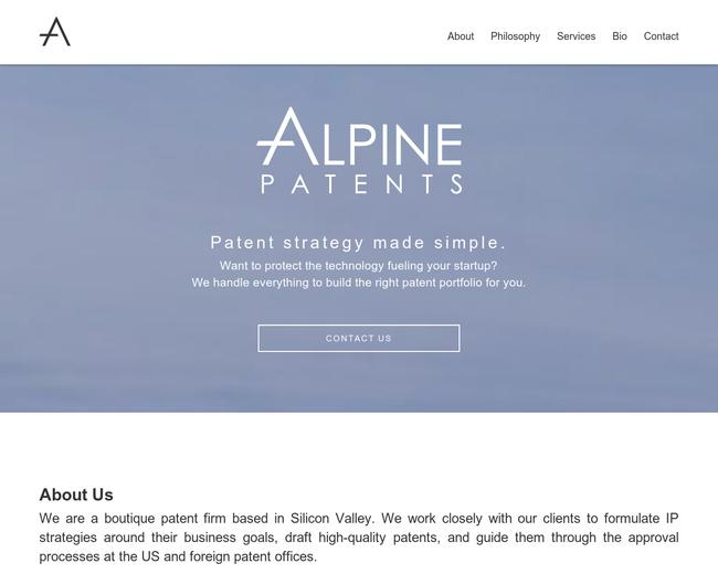 Alpine Patents