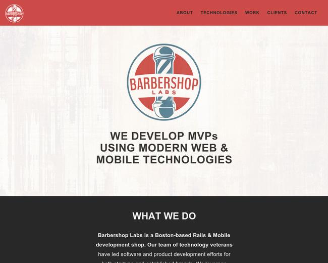 Barbershop Labs