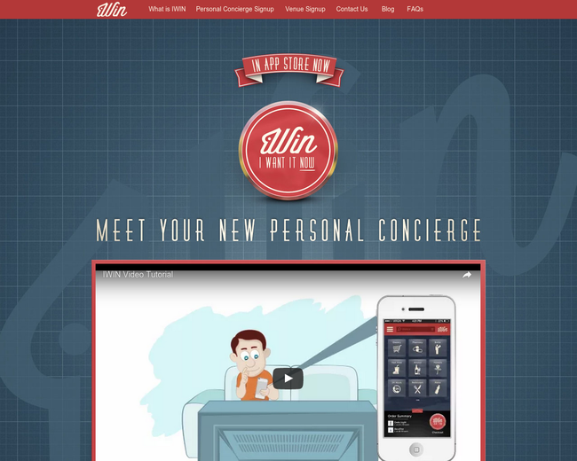 I Want It Now
