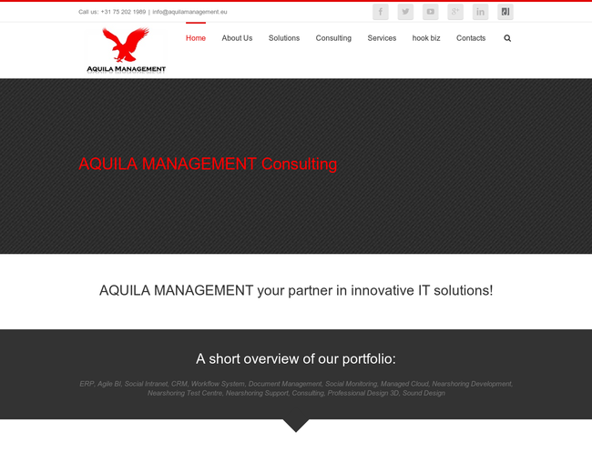 Aquila Management Holding B.V.