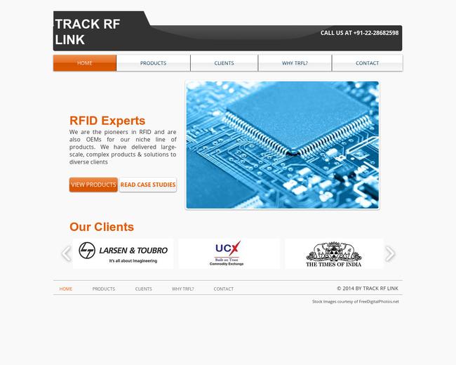 Track RF Link