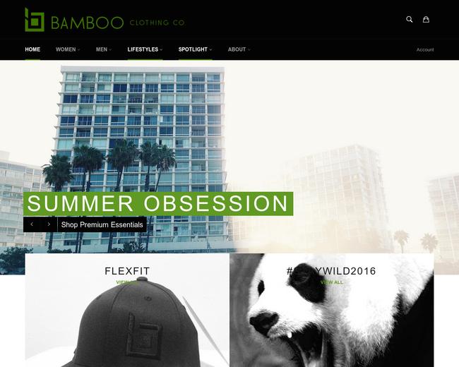 Bamboo Clothing Co.