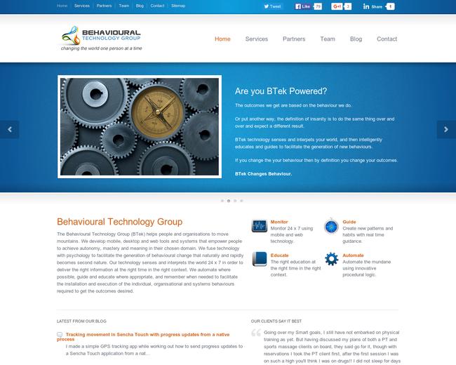 Behavioural Technology Group